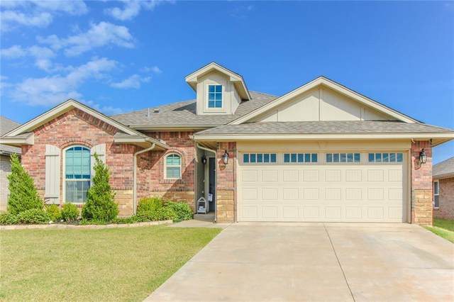 3907 Wiltshire Drive, Norman, OK 73026 (MLS #932612) :: ClearPoint Realty