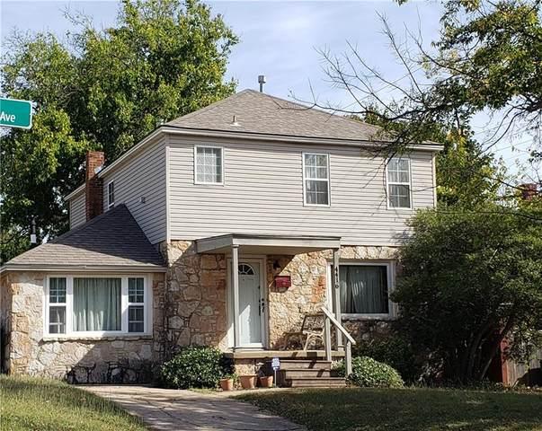 4416 N Miller Avenue, Oklahoma City, OK 73112 (MLS #932629) :: The Oklahoma Real Estate Group