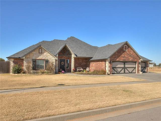 3501 Hogan Drive, Weatherford, OK 73096 (MLS #932654) :: The UB Home Team at Whittington Realty