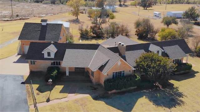 1602 NE Highway 66 Highway, Sayre, OK 73662 (MLS #932755) :: Homestead & Co