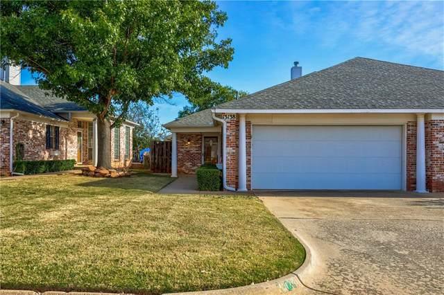 13138 Westpark Place, Oklahoma City, OK 73142 (MLS #932862) :: Homestead & Co