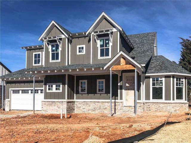 3709 Painted Brick Place, Edmond, OK 73034 (MLS #932902) :: The UB Home Team at Whittington Realty