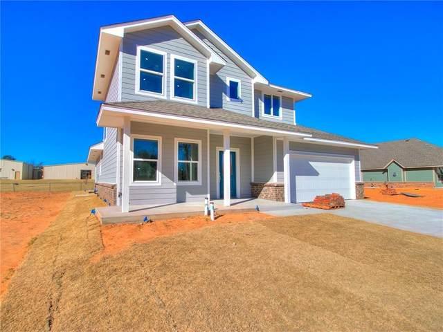 601 Remington Avenue, Jones, OK 73049 (MLS #932904) :: Homestead & Co