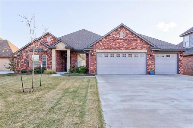3220 SW 135th Court, Oklahoma City, OK 73170 (MLS #933040) :: Homestead & Co