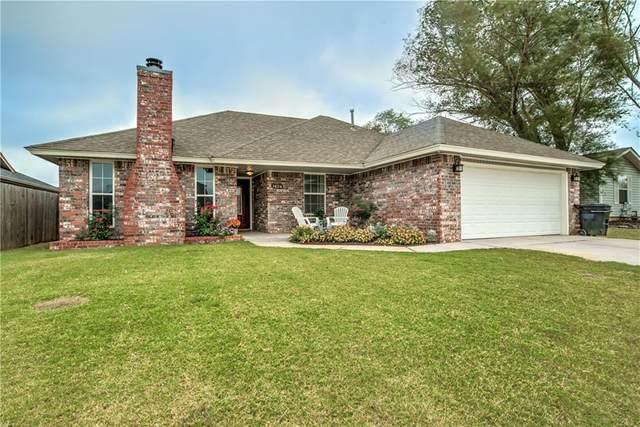 1424 Eagle Drive, Moore, OK 73160 (MLS #933101) :: Homestead & Co