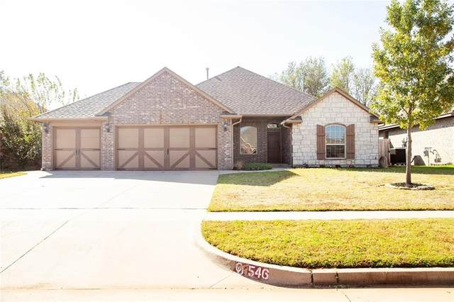 546 W Alamo Court Way, Mustang, OK 73064 (MLS #933196) :: Homestead & Co