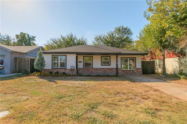 1718 NW Carlisle Road, The Village, OK 73120 (MLS #933210) :: Your H.O.M.E. Team