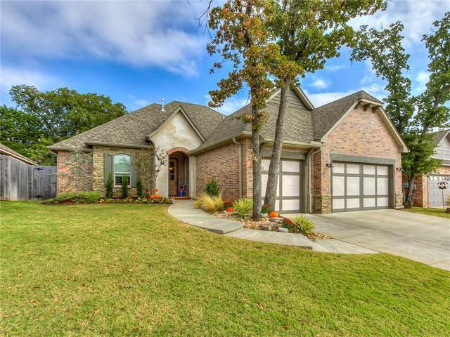 612 Martina Lane, Edmond, OK 73034 (MLS #933291) :: Homestead & Co