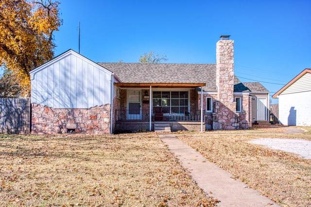 1009 N Noble Avenue, Watonga, OK 73772 (MLS #933366) :: Homestead & Co