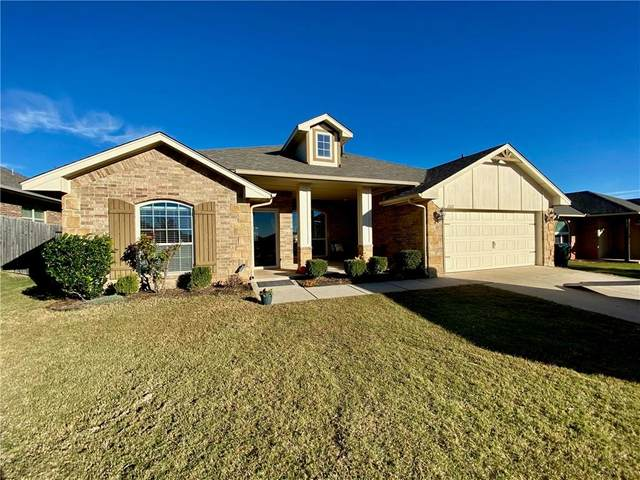 2521 Caribou Court, Norman, OK 73071 (MLS #933431) :: Homestead & Co