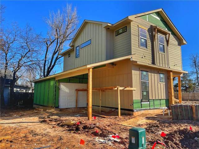 4020 N Military Avenue, Oklahoma City, OK 73118 (MLS #933538) :: ClearPoint Realty