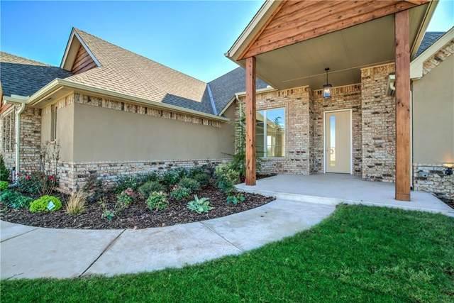 10143 Lacewood Drive, Edmond, OK 73025 (MLS #933576) :: Homestead & Co