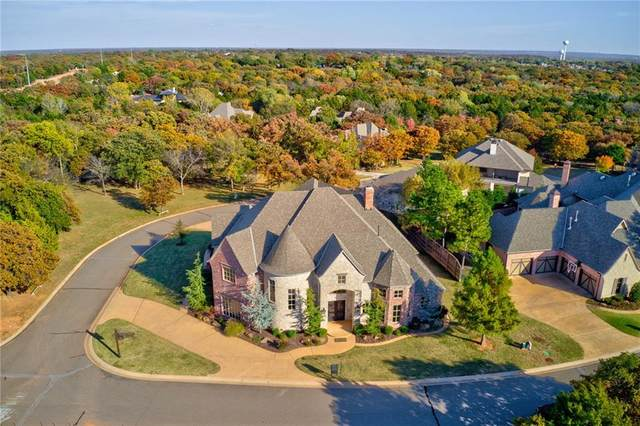 1108 Shadow Wood Drive, Edmond, OK 73034 (MLS #933691) :: KG Realty