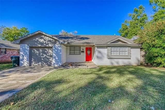 1621 Chamblee Drive, Norman, OK 73071 (MLS #933771) :: Homestead & Co