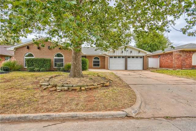 5812 NW 71st Street, Warr Acres, OK 73132 (MLS #933781) :: The UB Home Team at Whittington Realty