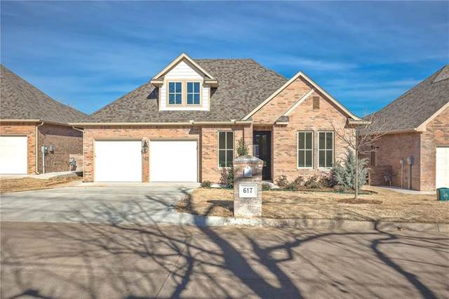 617 Birkdale Drive, Edmond, OK 73025 (MLS #933871) :: Homestead & Co