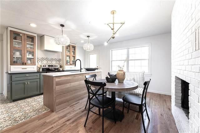 3401 NW 24th Street, Oklahoma City, OK 73107 (MLS #934015) :: Homestead & Co
