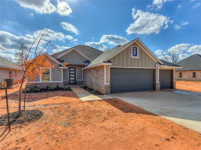 624 E Barajas Trail, Mustang, OK 73064 (MLS #934018) :: Homestead & Co