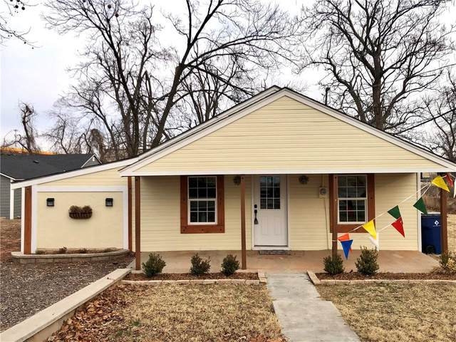 118 N Harrison Avenue, Blanchard, OK 73010 (MLS #934165) :: Homestead & Co