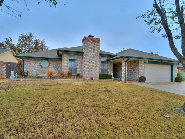 1309 SW 109th Place, Oklahoma City, OK 73170 (MLS #934173) :: ClearPoint Realty