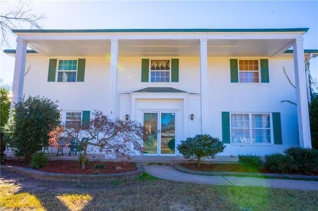1111 Reid Street, Seminole, OK 74868 (MLS #934250) :: KG Realty