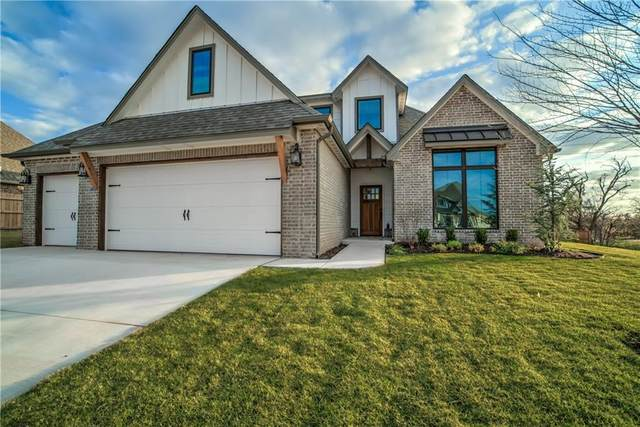 8100 Dax Drive, Edmond, OK 73007 (MLS #934281) :: ClearPoint Realty