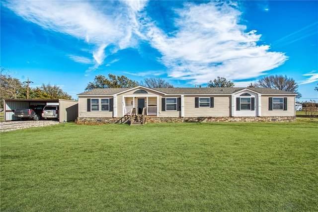 610 S Highland Drive, Erick, OK 73645 (MLS #934314) :: Homestead & Co