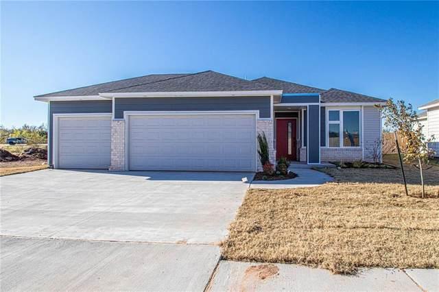 1809 Sara Vista Drive, Yukon, OK 73099 (MLS #934346) :: Homestead & Co