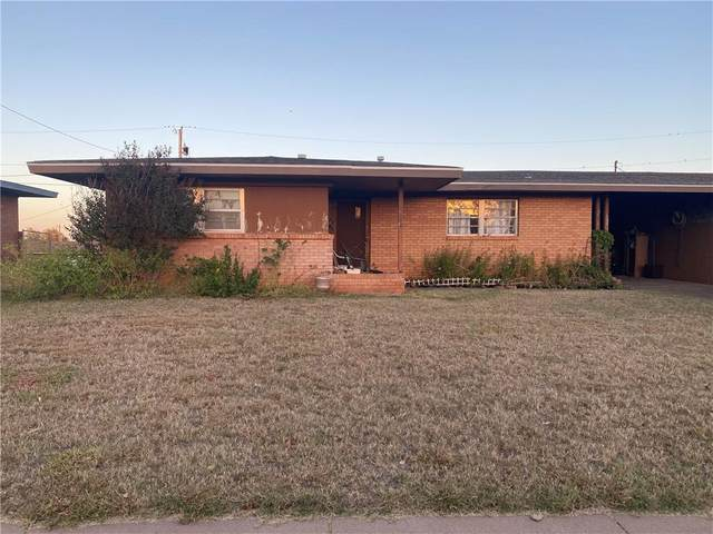306 Navajo Trail B, Burns Flat, OK 73624 (MLS #934427) :: Homestead & Co