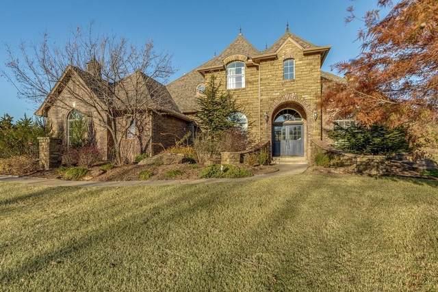 7501 Tangle Vine Drive, Edmond, OK 73034 (MLS #934602) :: Homestead & Co