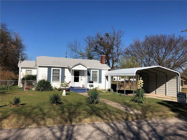 105 W 14th Street, Wewoka, OK 74884 (MLS #934633) :: Homestead & Co