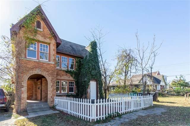 720 NW 25TH Street, Oklahoma City, OK 73103 (MLS #934718) :: Homestead & Co