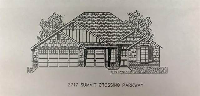 2717 Summit Crossing Parkway, Norman, OK 73071 (MLS #934815) :: The UB Home Team at Whittington Realty