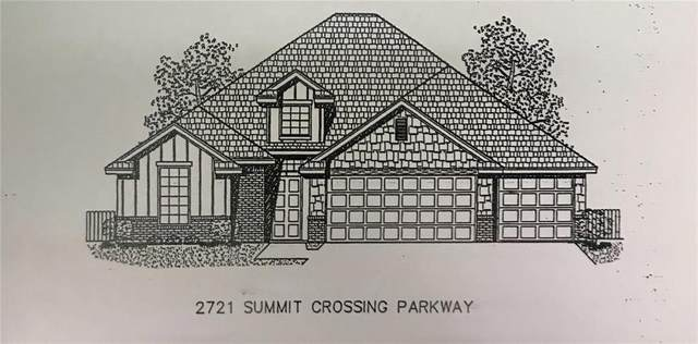 2721 Summit Crossing Parkway, Norman, OK 73071 (MLS #934818) :: The UB Home Team at Whittington Realty