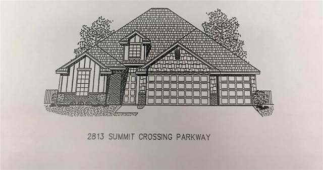 2813 Summit Crossing Parkway, Norman, OK 73071 (MLS #934821) :: The UB Home Team at Whittington Realty