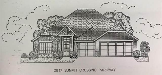2817 Summit Crossing Parkway, Norman, OK 73071 (MLS #934823) :: The UB Home Team at Whittington Realty