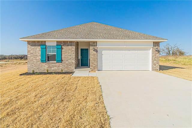 15982 Prairie Rose Drive, McLoud, OK 74851 (MLS #934926) :: Homestead & Co