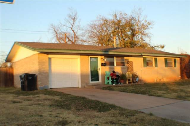 641 SW 12th Street, Moore, OK 73160 (MLS #934969) :: The UB Home Team at Whittington Realty