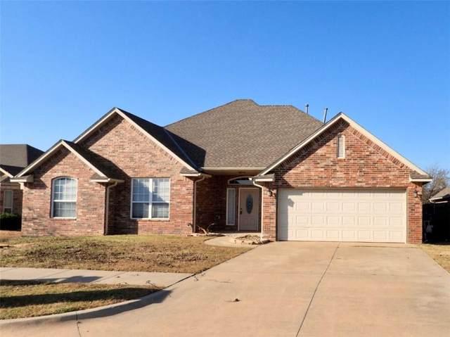 8813 SW 53rd Court, Oklahoma City, OK 73179 (MLS #935117) :: Homestead & Co