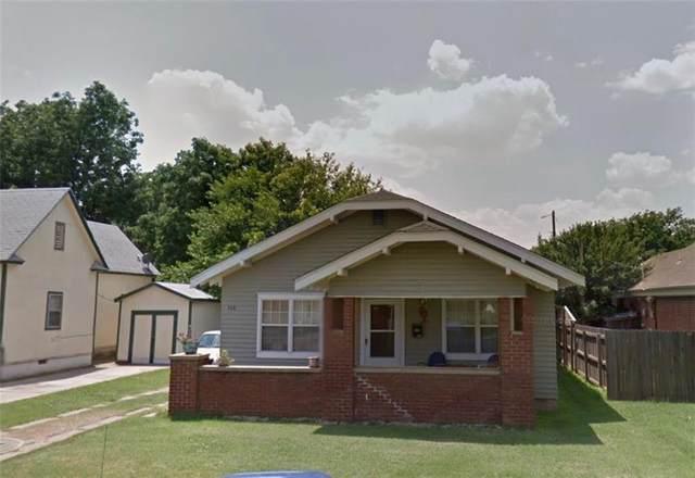 508 S Ellison Avenue, El Reno, OK 73036 (MLS #935211) :: Homestead & Co