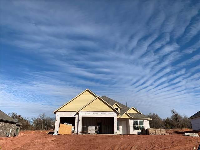 8850 Overlook Drive, Guthrie, OK 73044 (MLS #935563) :: Homestead & Co