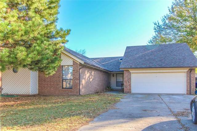 509 Garland Court, Norman, OK 73072 (MLS #935742) :: KG Realty