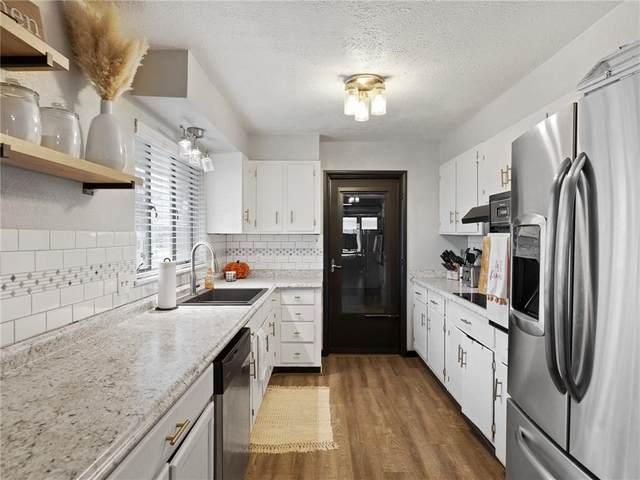 2613 N Key Boulevard, Midwest City, OK 73110 (MLS #935901) :: The UB Home Team at Whittington Realty