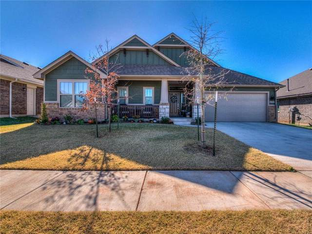 620 Carolyn Ridge Road, Norman, OK 73071 (MLS #935976) :: ClearPoint Realty