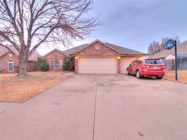 1701 Craig Boulevard, Edmond, OK 73003 (MLS #936042) :: Your H.O.M.E. Team