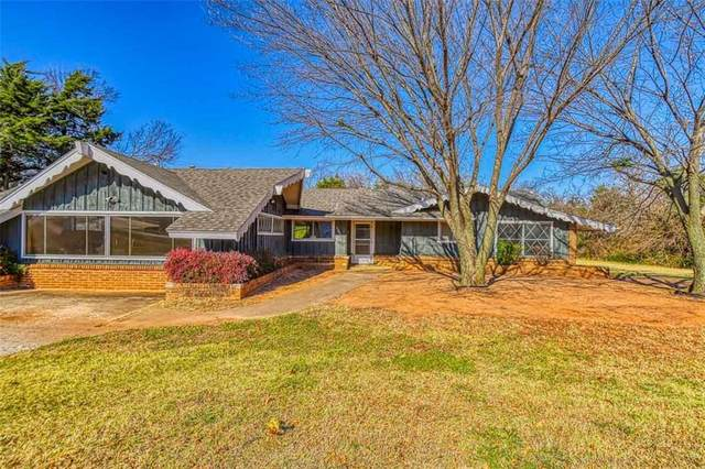 3309 Norcrest Drive, Forest Park, OK 73121 (MLS #936215) :: Homestead & Co