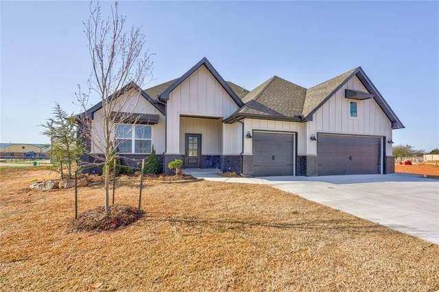12912 NW 140th Terrace, Piedmont, OK 73078 (MLS #936753) :: Homestead & Co