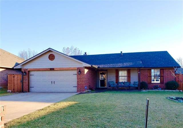 326 W Twisted Branch Way, Mustang, OK 73064 (MLS #936790) :: Your H.O.M.E. Team