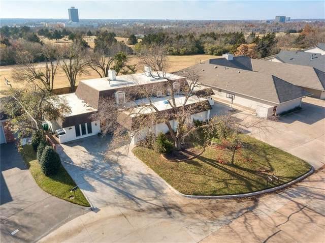 1440 N Duffner Drive, Oklahoma City, OK 73118 (MLS #936794) :: The UB Home Team at Whittington Realty