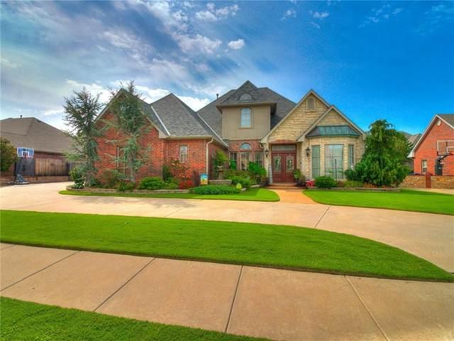 5216 NW 124th Street, Oklahoma City, OK 73142 (MLS #936841) :: Homestead & Co